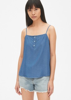Gap Button-Front Cami in TENCEL&#153