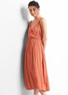Cami Pleated Midi Dress