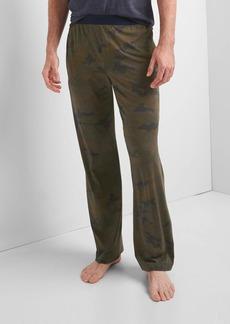 Gap Camo modal pants
