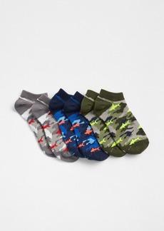 Gap Camo No-Show Socks (3-Pack)
