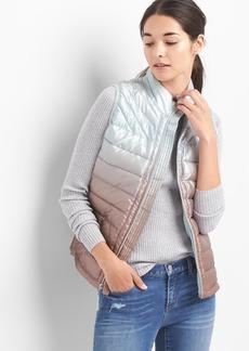 ColdControl Lite ombre puffer vest