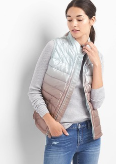 ColdControl Lite ombre puffer vest