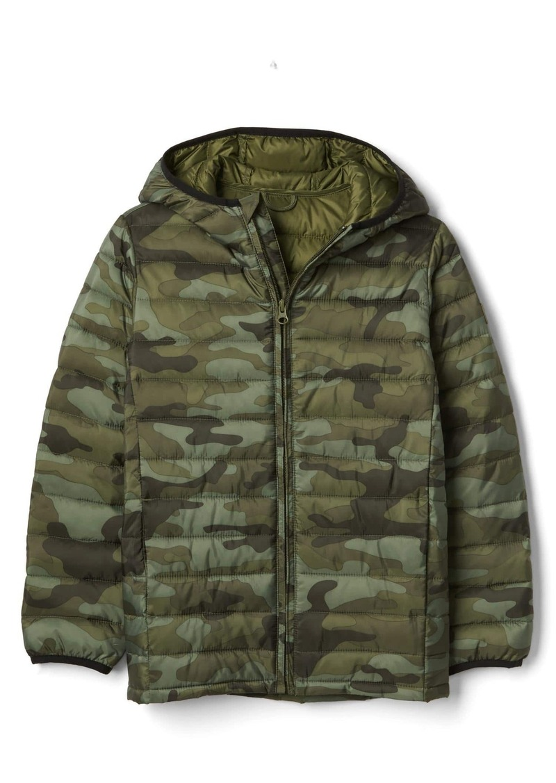 Gap ColdControl Lite quilted puffer jacket