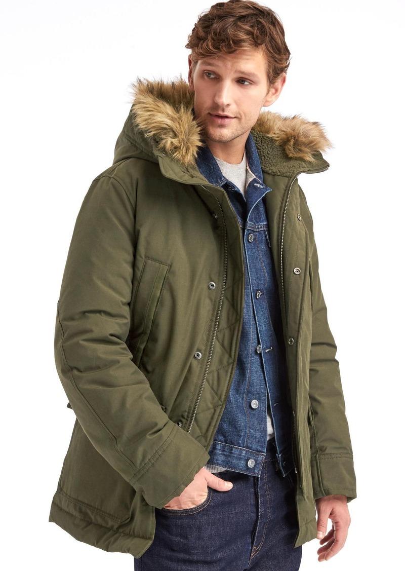b0e55d1b7 ColdControl Max snorkel coat