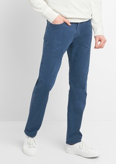 Color Jeans in Slim Fit with GapFlex
