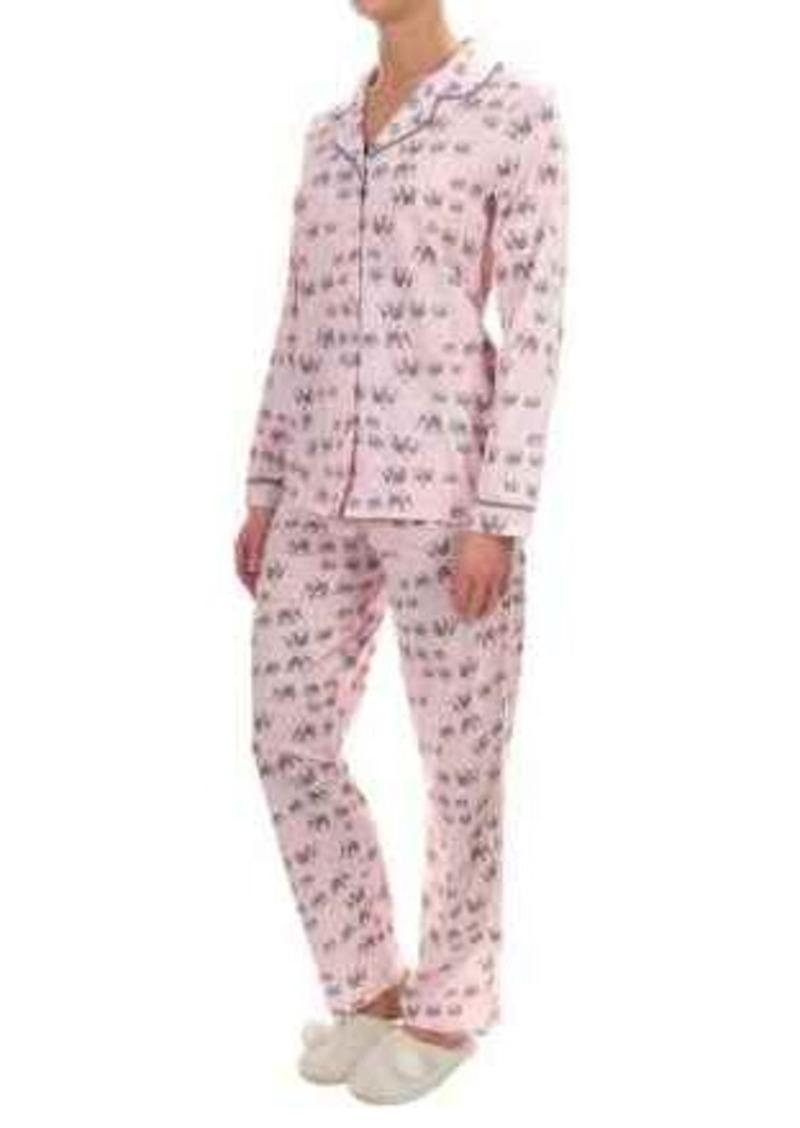 Gap Company Ellen Tracy Classic Pajamas - Long Sleeve (For Women)