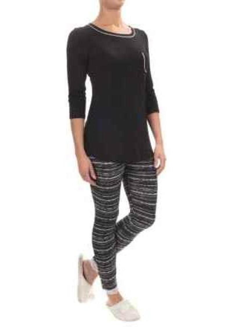 Gap Company Ellen Tracy Stretch Rayon Pajamas - 3/4 Sleeve (For Women)