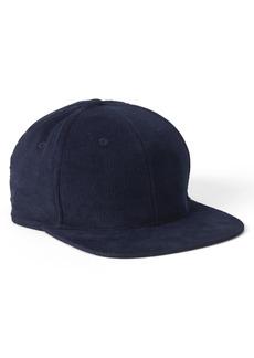 Gap Cord flat-brim hat