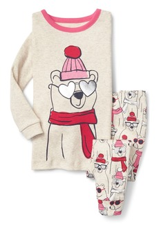 Gap Cozy bear sleep set