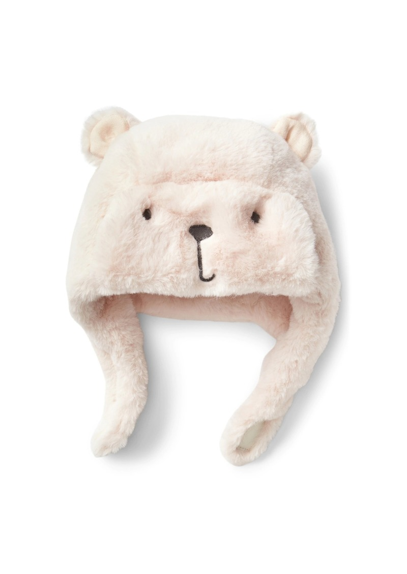 0b8b3b55bc9 On Sale today! Gap Cozy bear trapper hat