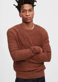 Gap Cozy Classic Crewneck Sweater