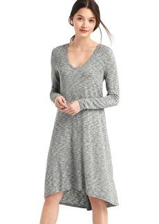 Cozy modal swing dress
