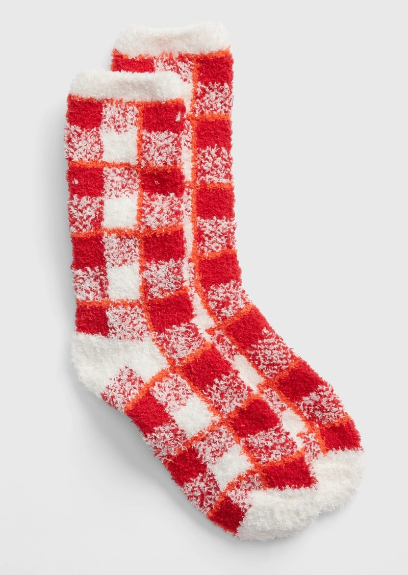 Gap Cozy Print Socks