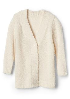 Gap Cozy shimmer V-neck cardigan