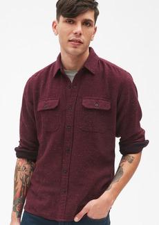 Gap Cozy Textured Overshirt