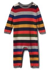 Gap Crazy stripe sweater one-piece