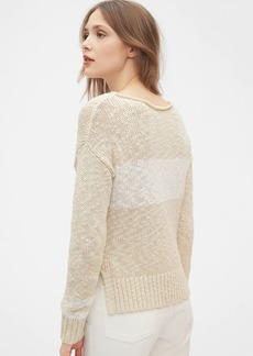 Gap Roll-Neck Crewneck Sweater
