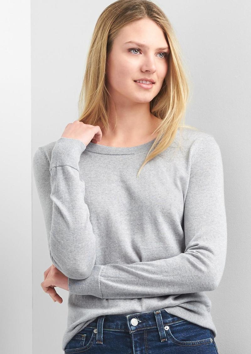 4b037d0a7 Gap Crewneck Pullover Sweater in Merino Wool