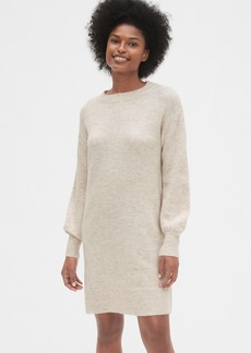 Gap Crewneck Sweater Dress