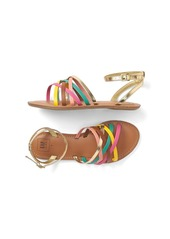 Gap Crisscross multi-strap sandal