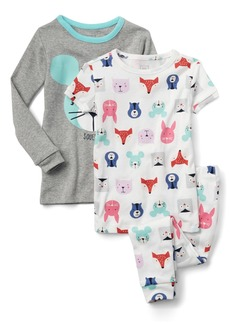 Gap Critter PJ Set (3-pack)