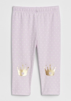 Gap Crown Graphic Leggings