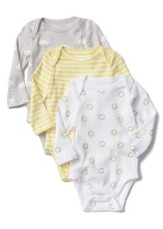 Gap Cuddle & Play Stripe Bodysuit