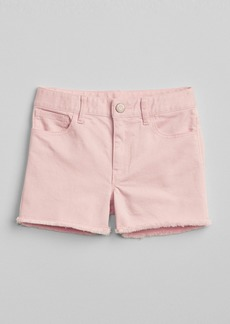 Gap Denim Shortie Shorts in Color