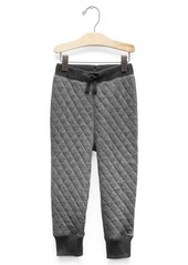 Gap Diamond quilted filled-pants