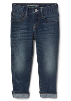 Gap Dino Slim Jeans with THERMOLITE&#174