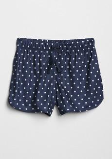 Gap Dot Pull-On PJ Shorts