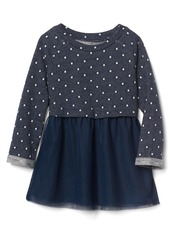 Gap Dotty double-layer tulle dress