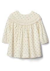 Gap Dotty lace dress