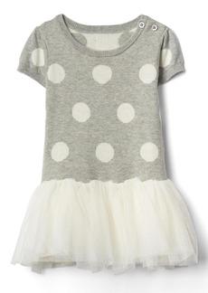 Gap Dotty tutu dress