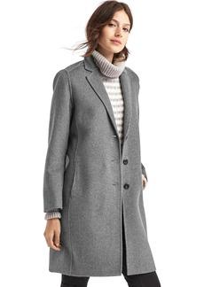 Double-face car coat