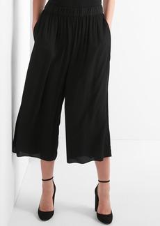 Gap Drapey crepe culottes