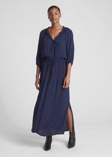 Gap Drapey Maxi Dress