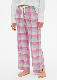 Gap Dreamer Print Flannel Pants