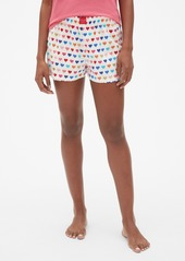 Gap Dreamer Print Flannel Shorts