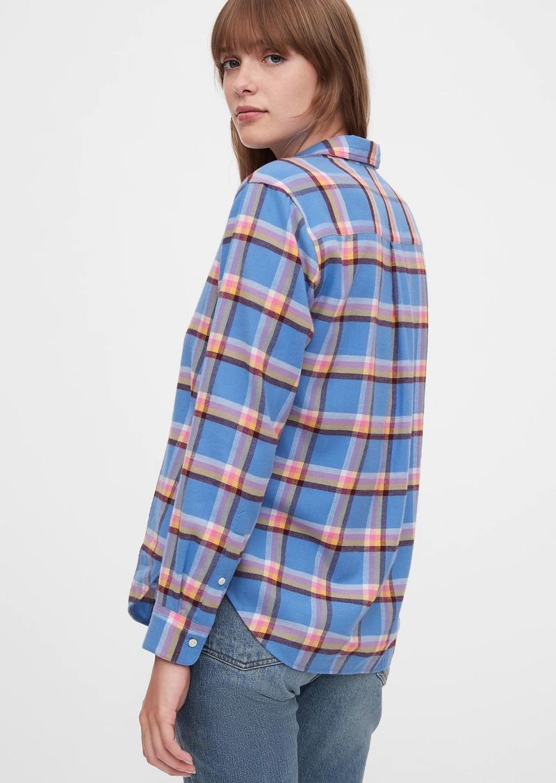 Everyday Flannel Shirt