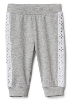 Gap Eyelet Pull-On Pants