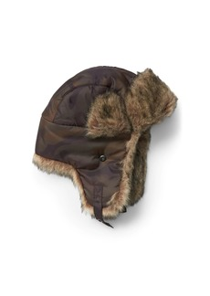 Gap Faux fur trapper hat
