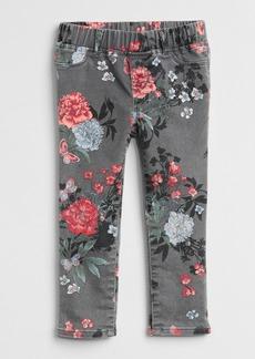 Gap Favorite Jeggings in Floral