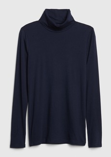 Gap Featherweight Turtleneck T-Shirt