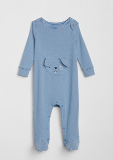 Gap First Favorite Dog Footed One-Piece