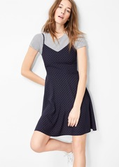 5773931156d ... Gap Fit and flare cami dress