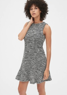 Gap Fit and Flare Dress in Boucle