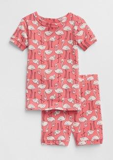 Gap Flamingo Short PJ Set