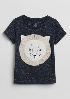 Gap Flappy Graphic Short Sleeve T-Shirt