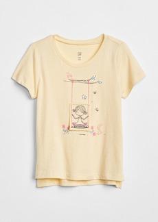 Gap Flappy Graphic T-Shirt